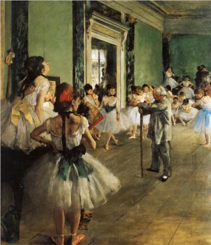 The Dancing Class - Desgas